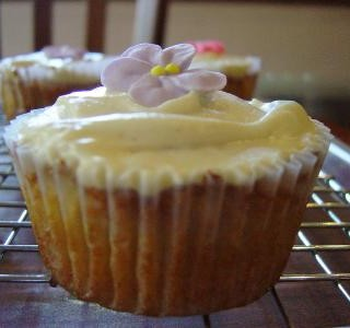 Domestic Goddess Cupcakes