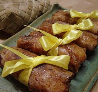 Lasang Pinoy: Yellow Ribbon Turon