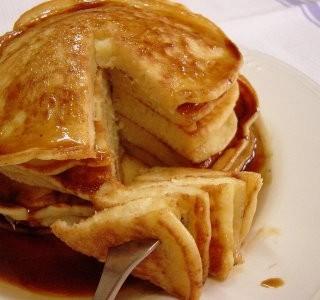Breakfast # 8: Pancakes!