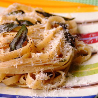 Crispy Sage and Brown Butter Pasta
