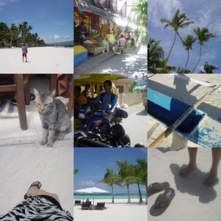 Back from Boracay!