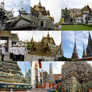 Bangkok Bound:  The Sights, Sounds, and Shopping (part1)