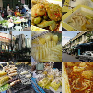 Bangkok Bound:  All I could eat and then some…part 1