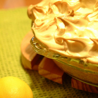 Lemon Meringue Pie…Do I Dare?