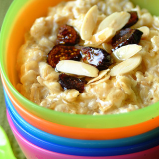 Breakfast #23: Chai Spiced Oatmeal
