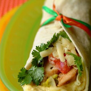 Breakfast # 24: Breakfast Burrito