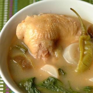 Sinampalukan Manok (Tamarind'd Chicken)