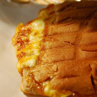 Breakfast #27: Kesong Puti & Mango Jam Melt