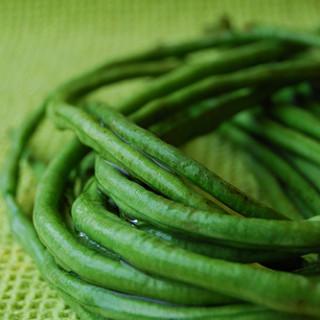 Balsamic Snake Beans
