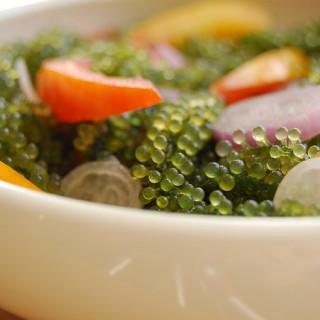 Ensaladang Lato (Seaweed Salad)
