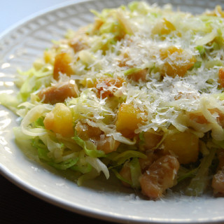 White Beans & Cabbage