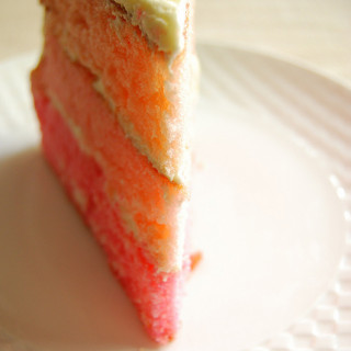Pink Cake and Growing Up