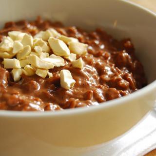 Breakfast #53: Choco Coco Oatmeal