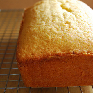 Vanilla Bean Pound Cake (and the winners!)