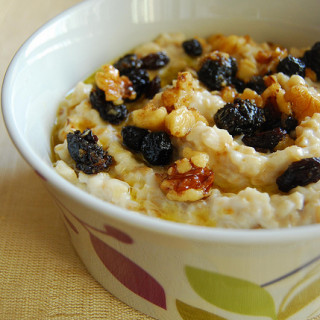 Breakfast #65: April Bloomfield's Porridge