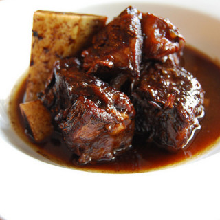 Red Wine and Short Ribs Adobo