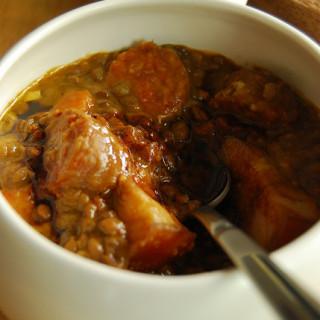 Lentejas (Lentil Stew)