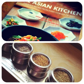 The Asian Kitchen Cookbook Giveaway…We Have a Winner!!