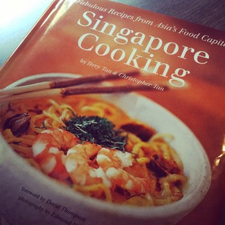 The Singapore Cooking Cookbook Giveaway…We Have a Winner!!
