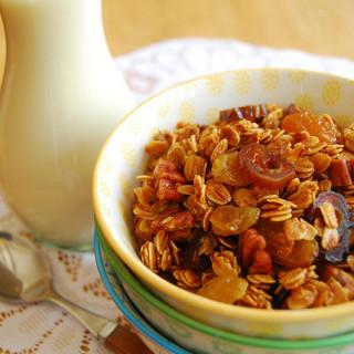 Breakfast #71: Golden Granola