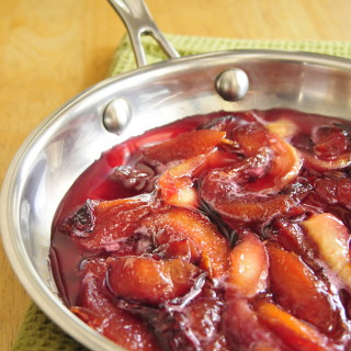 Stone Fruit Compote/Syrup