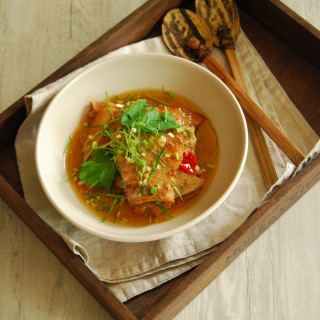 Chili Coconut Pork