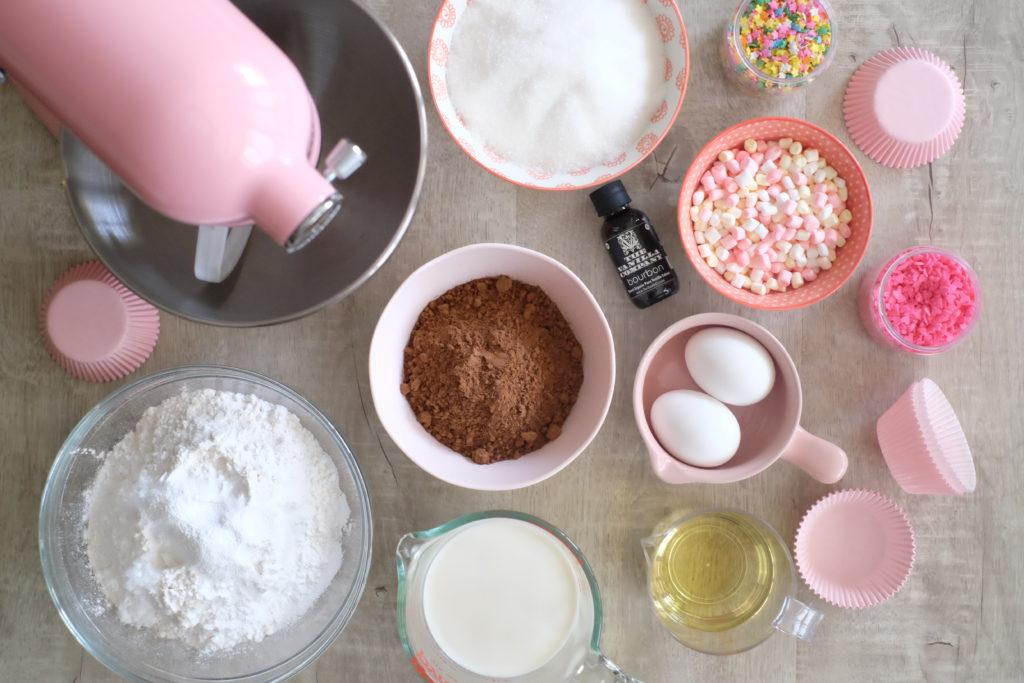 One bowl chocolate cupcake recipe martha stewart